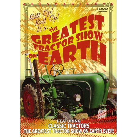 The Greatest Tractor Show on Earth (DVD) (The Greatest Show On Earth Richard Dawkins Review)