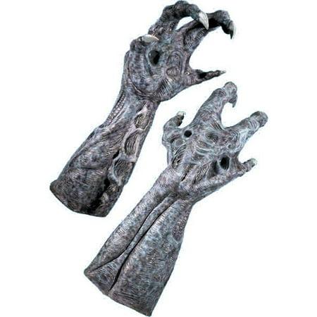 Alien Hands Adult Halloween Accessory](Alien Themed Halloween Party)