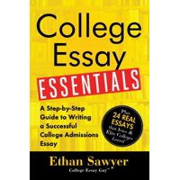 College Essay Essentials