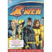 Marvel Knights X-Men Four Films (Dangerous Gifted Torn Unstoppable) by SHOUT FACTORT