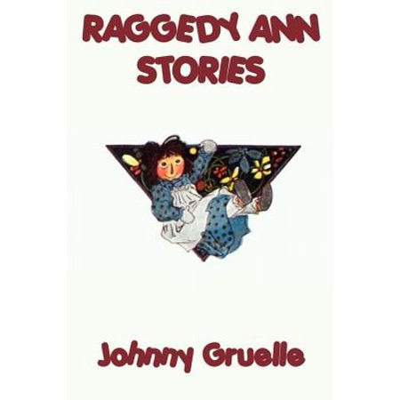 Raggedy Ann Stories - eBook - Raggedy Ann Halloween