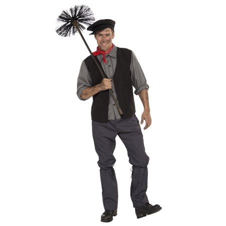 Plus Size Chimney Sweep Costume - Chimney Sweep Costume