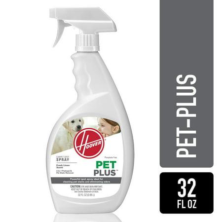Hoover Pet Plus Carpet Spot Spray Solution 32Oz,