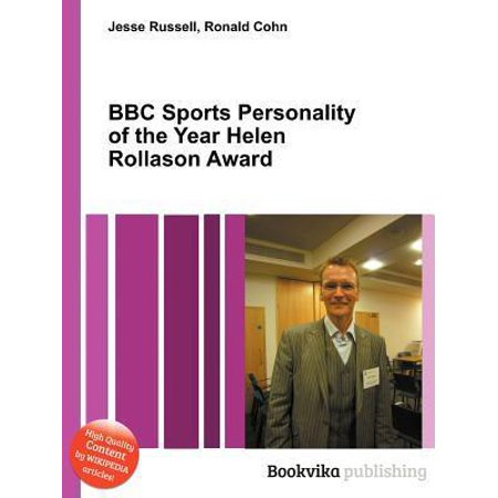 Bbc Sports Personality Of The Year Helen Rollason Award