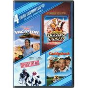 Best Comedies - 4 Film Favorites: Classic Comedies (DVD) Review