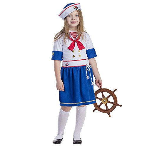 Sailor Girl Costume - Size Large 12-14