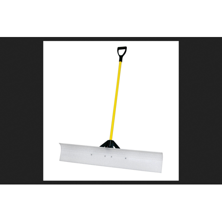 PUSHER SNOW POLY WD BLADE - Poly Snow Pusher
