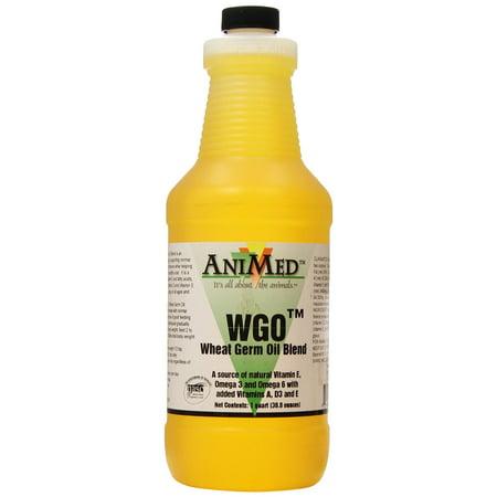AniMed Wheat Germ Oil Blend 32 oz (Wesson Best Blend Oil)