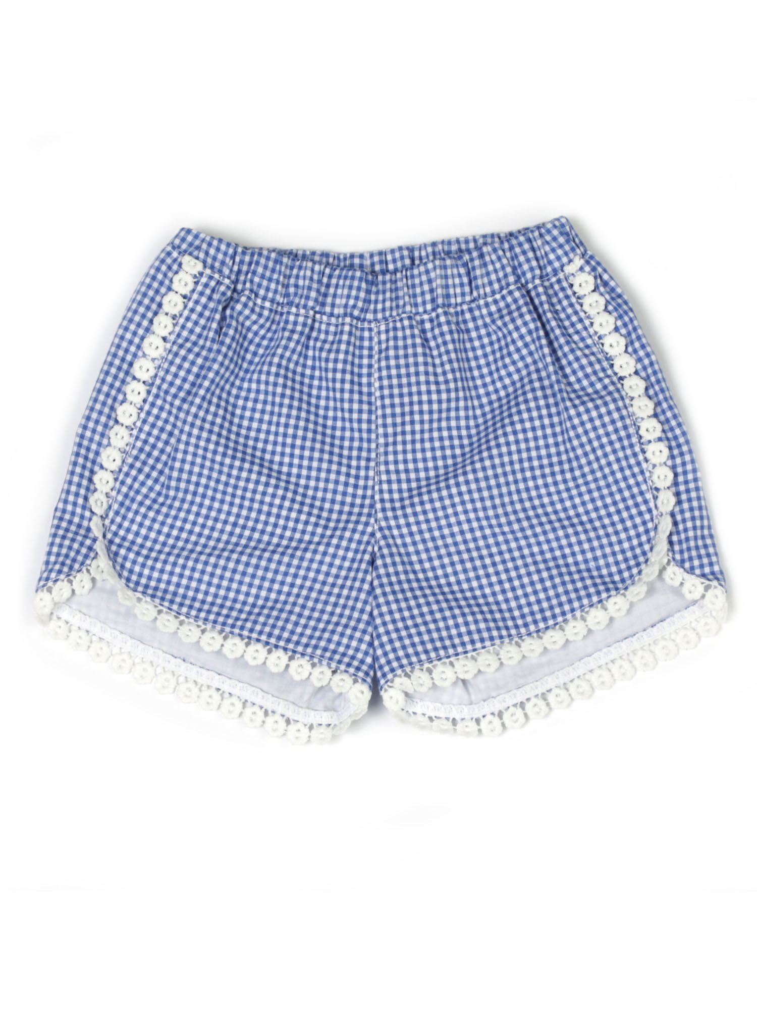 Pull-on Short (Little Girls)