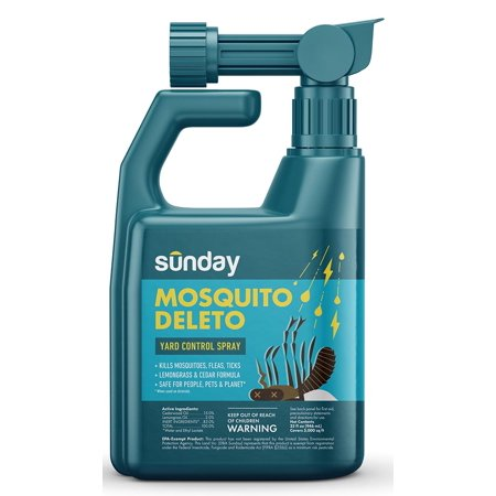 Sunday Mosquito Deleto Yard Control Spray (32 oz Bottle)