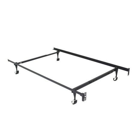 Brooklyn Bedding Adjustable Bed Frame no Center Support T-Q ...