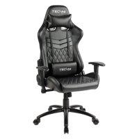 Techni Sport TS-5100 Ergonomic, High Back, Racer Style, Video Gaming Chair. Color Black