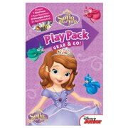 Disney Sofia The First Playpack Activity Set (Each) - Party Supplies