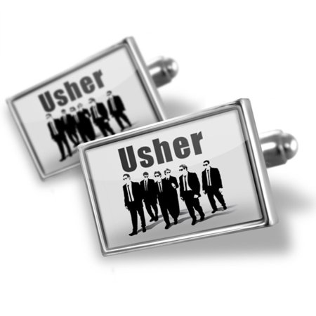 Cufflinks Wedding Usher Reservoir Dogs - NEONBLOND - Usher In Wedding
