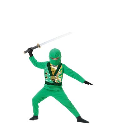 Halloween Ninja Avenger Series IV Toddler Costume - Jade