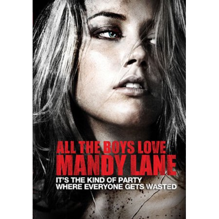 All the Boys Love Mandy Lane (DVD) (Cast Of All The Boys Love Mandy Lane)