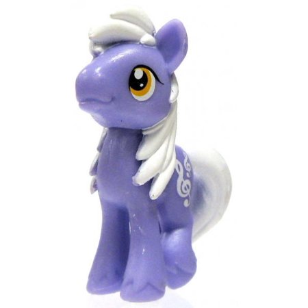 My Little Pony 2 Inch Series 5 Royal Riff PVC Figure