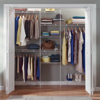 Product Image Closetmaid Closet Organizer Kit With Shoe Shelf