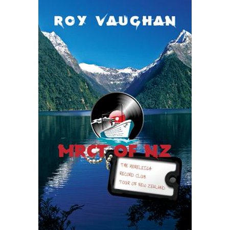 The Mereleigh Record Club Tour of New Zealand - eBook