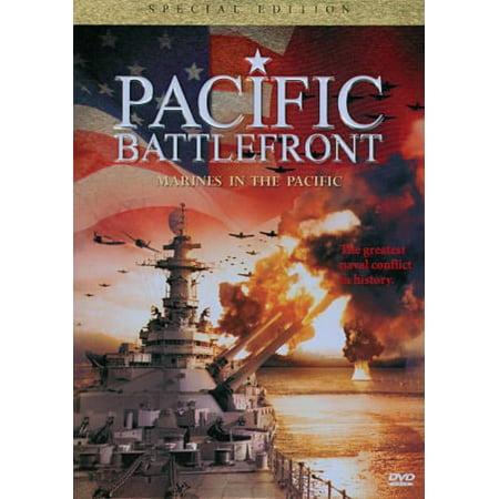 Image Entertainment Pacific Battlefront  Dvd 3 Disc Tins