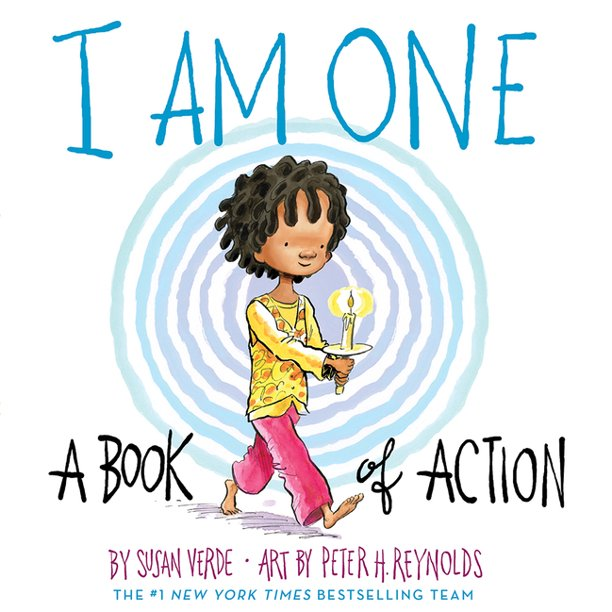 I Am Books: I Am One: A Book of Action (Hardcover)