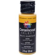 Ceramcoat Select Multi-Surface Paint 2oz-Butternut