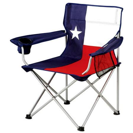 Deluxe Texas Flag Arm Chair Walmart Com