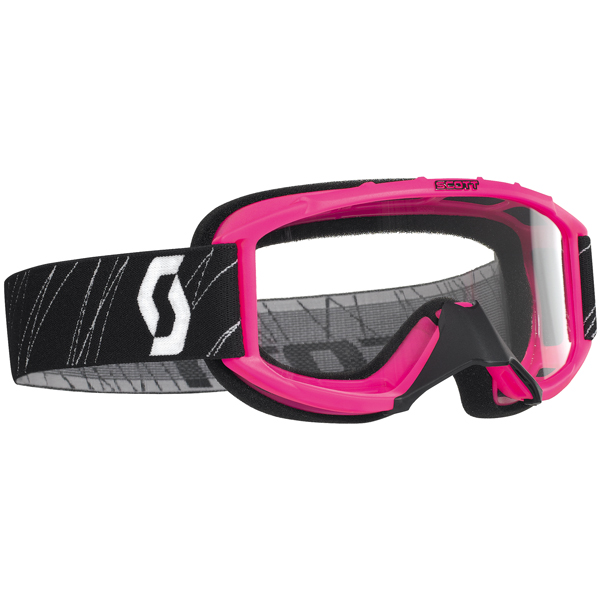 Scott USA 89 Si Youth MX/Offroad Goggles Pink
