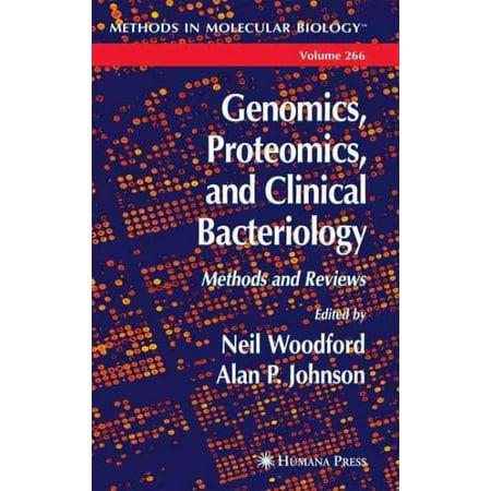 Genomics  Proteomics  And Clincial Bacteriology