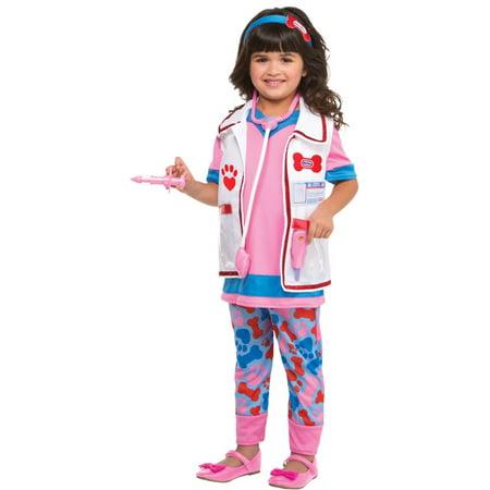 VET GIRL 3-4T - Vet Costume