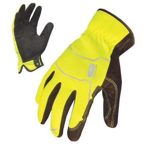 Ironclad Size L Mechanics Glove,EXO-HSY-04-L