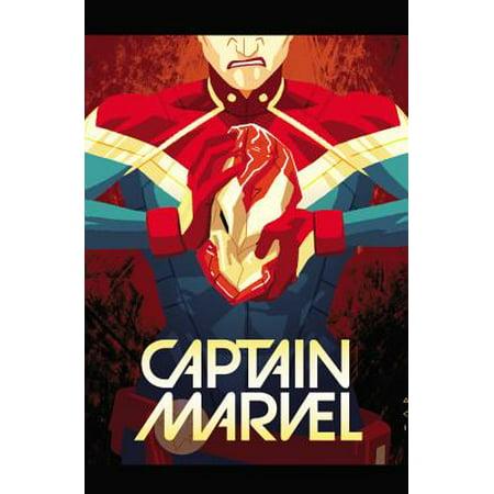 Captain Marvel Vol. 2 : Civil War II