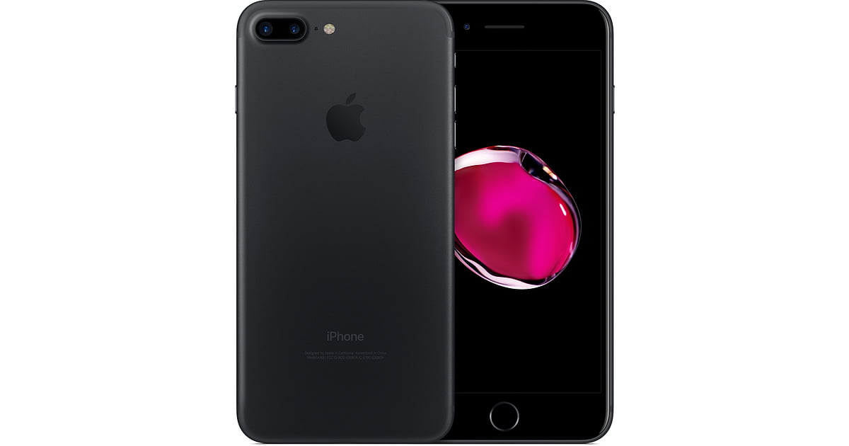 iPhone 7 Plus 128GB Black (Verizon Unlocked) Refurbished