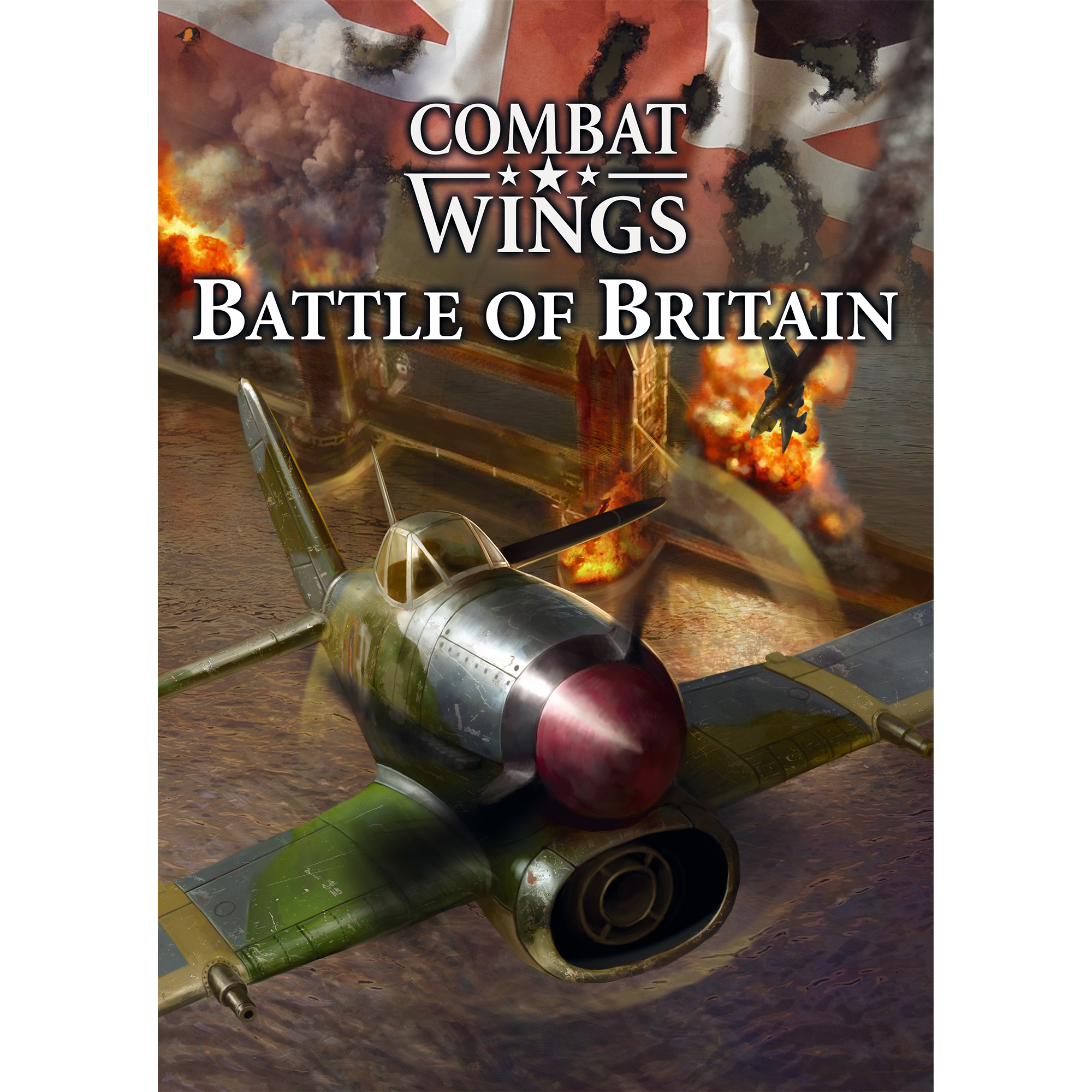 Combat Wings: Battle of Britain (PC) (Email Delivery)