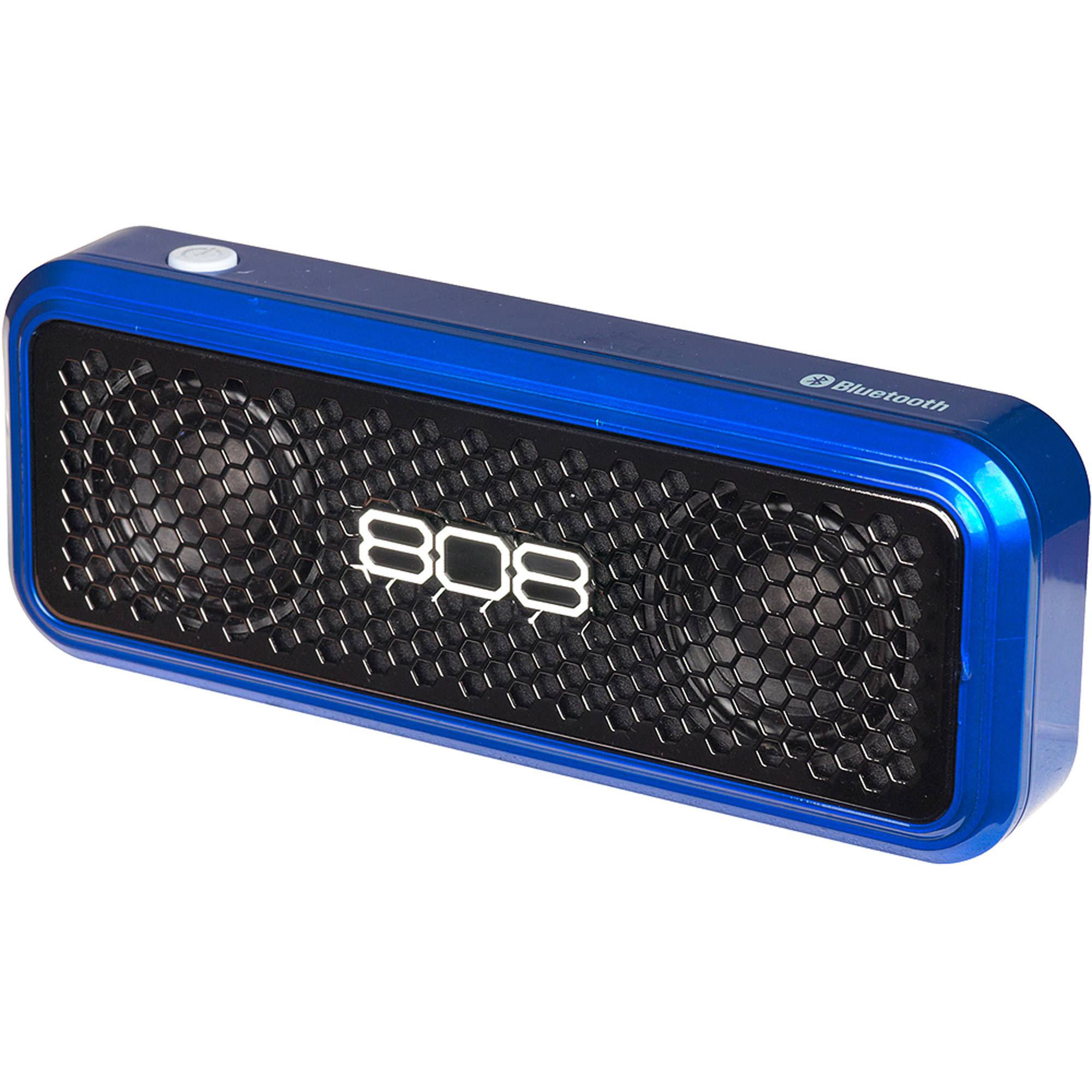 Image of 808 HEX XS Portable Bluetooth Speaker, Blue