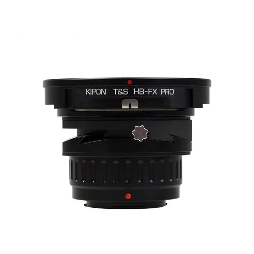 Tilt & Shift Pro Adapter for Hasselblad V Mount CF Lens to Fuji FX X-Pro XE1 Camera Lens Adapter by Kipon