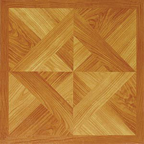 Home Dynamix 12'' x 12'' Luxury Vinyl Tile in Light Wood Diamond