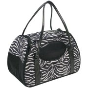 Gen7Pets G1520ZB Large Carry-Me Deluxe Carrier, Black