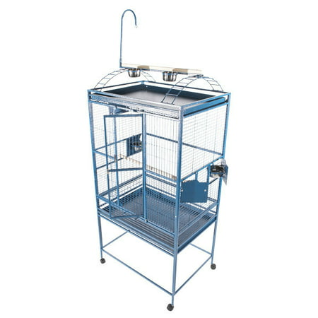 Deluxe Playtop Cage (A and E Cage Co. Large Playtop Cage-Sand )