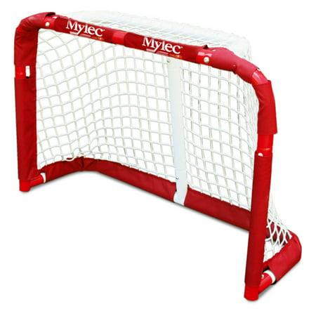 Steel Hockey Goal - Mylec Pro Style Mini Steel Hockey Goal