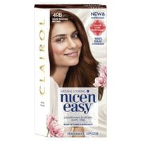 Clairol Nice 'N Easy Permanent Hair Color, 4 Dark Brown