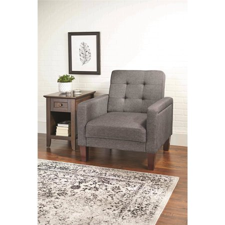 Better Homes Gardens Accent Chair In Grey