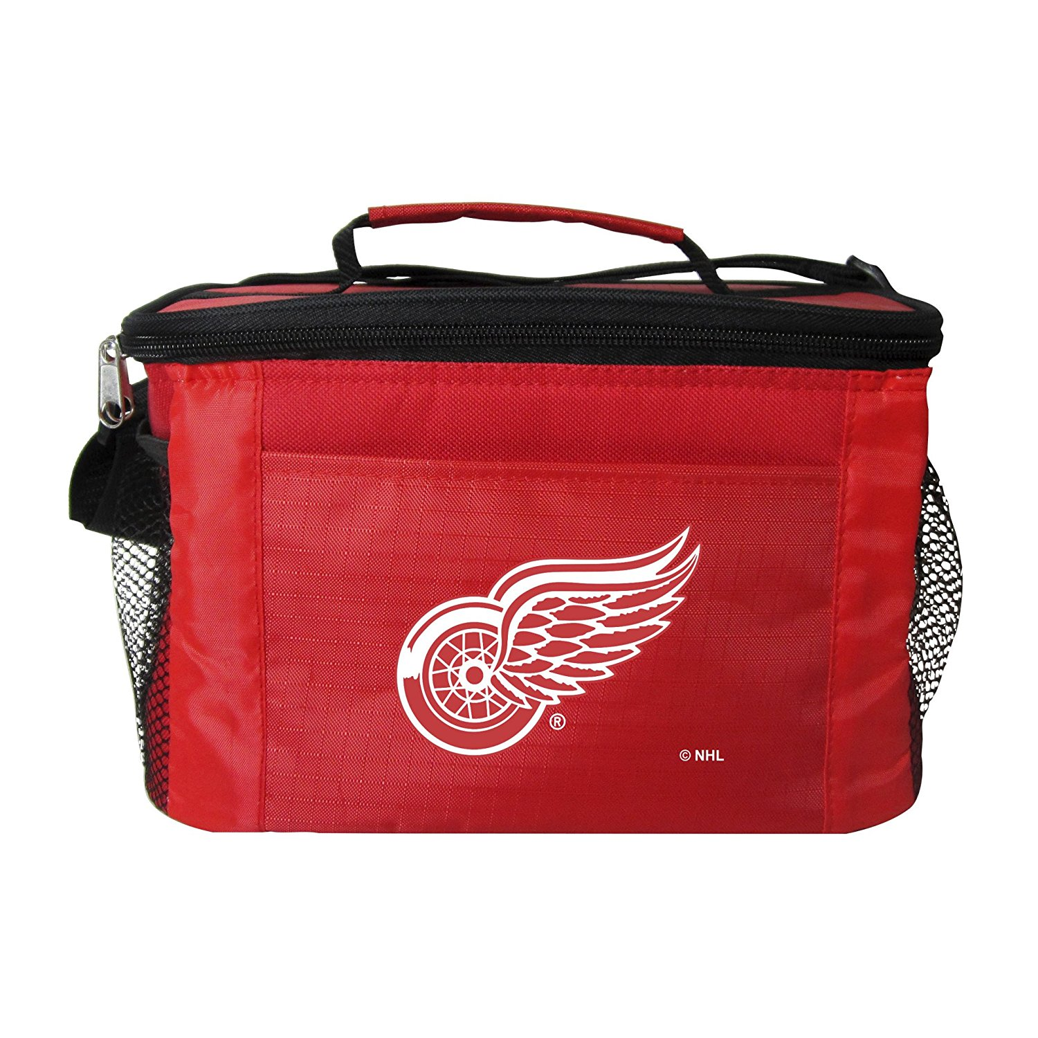 NHL Detroit Red Wings 6 Can Cooler Bag