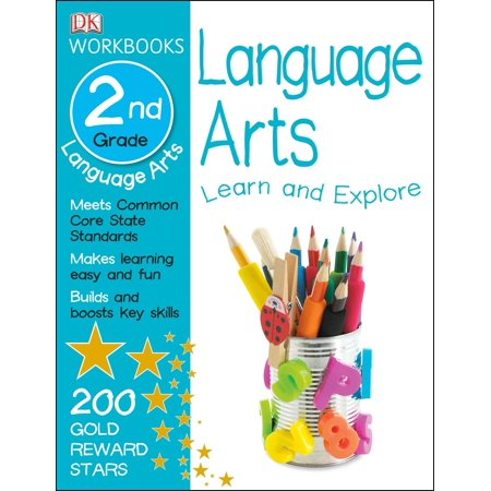 DK Workbooks: Language Arts, Second Grade : Learn and Explore - Art Projects For Halloween 2nd Grade