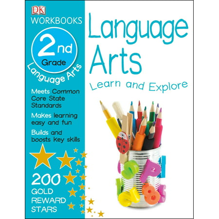 DK Workbooks: Language Arts, Second Grade : Learn and Explore (Second Grade Halloween Crafts)