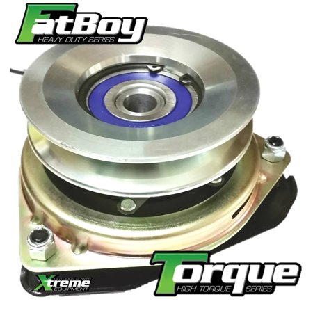 Replaces Murray 1736105SM PTO Clutch w/ High Torque & FatBoy Bearing Upgrade Pto Release Bearing
