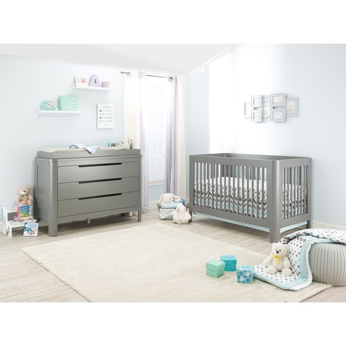 Sorelle Chandler 3-in-1Convertible Crib