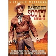 6 Classic Westerns The Randolph Scott Round-Up by Mill Creek Entertainment