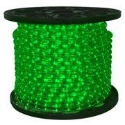 Winterland C-ROPE-LED-GR-1-10 10 mm. Spool Of Green LED Ropelight, 150 ft.