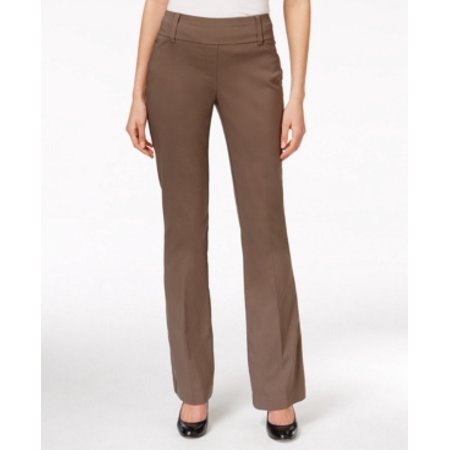 Style & Co Women's Pull-On Flare-Leg Pants Size (Who Sells Style And Co)